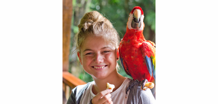 Tambopata Research Center - Family Program for Teens - 6D/5N
