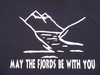 May The Fjords Be With You Hooded Fleece