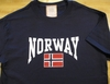 Norway and Norwegian Flag Shirts