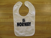 Norway Viking Bib