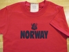 Norway Viking Children's Shirts