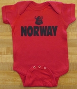 Norway Viking Onesie
