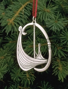Norwegian Pewter Ornaments
