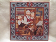 """Norwegian Weaving"" tile by Suzanne Toftey"