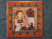"""""""The Kransekake Girl"""" by Suzanne Toftey"""