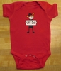 Thor The Friendly Viking Uff Da Onesie