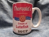 Thorvald's Cream of Lutefisk Soup Mug