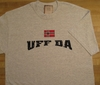 Uff Da Distressed with Norwegian Flag Shirts
