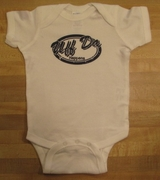 Uff Da Happens Infant Onesie