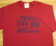 What Part of Uff Da Don't You Understand - New