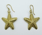 Charles Albert Alchemia Starfish Earrings