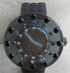 VaBene Sole Black Smoke Watch