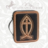 Montana West Fish Symbol Bible Cover DC-001