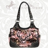 Montana West Deer Antlers Camo Handbags DR-8110