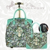 Montana West Paisley Cross Luggage FBC-L004