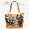 Montana West Buckle Camo Handbag HFL-8317