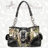 Montana West Camo Buckle Handbag HFB-8085