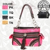 Montana West Concealed Handgun Purse RNG-8085 Various Colors