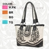 Montana West Cross Concho Handbag TSR-8014