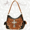 Montana West Cross Handbags CON-8226