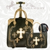 Montana West Cross Luggage FB-L004