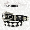Montana West Rhinestone Cross Belt ME-B03-S008