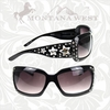 Montana West Sunglasses Crystal Stars SGS-01015CS