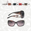Montana West Sunglasses Square Frames with Square Crystals SGS-01002D OUT OF STOCK