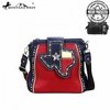 Montana West Texas Concealed Carry Messenger Bag MW08G-8295A
