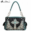 Montana West Western Spiritual Cross Handbag MW06-8085