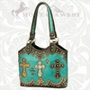 Montana West Multi Cross Purses MSA-8110