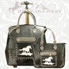 Montana West Wild Stallion Luggage RNH-L004/5