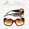 Montana West Wing, Star, Peace Sunglasses SGS-0118G