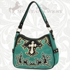 Montana West Cross Design Purses SWC-8291