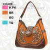 Montana West Cross Concho Handbag TSR-8291
