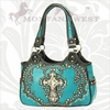 Montana West Crystal Cross Handbags WFL-8110