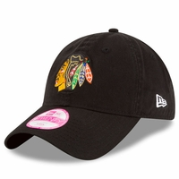 Blackhawks Ladies Team Glisten Hat