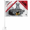 Blackhawks 2015 Stanley Cup Champions Car Flag