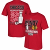 Blackhawks 2015 Stanley Cup Champions Parade Tee