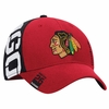 Blackhawks 2016 Draft Stretch Fit Hat
