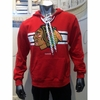 Blackhawks Honor Code Fleece Pullover Hoodie - Red