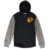 Blackhawks Mid-Season Hooded LS Tee
