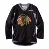 Blackhawks Practice Jersey - Black