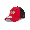 Blackhawks Team Front Neo Flex Fit Hat