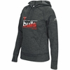 Bulls Women's Color Slant Climawarm Team Issue Hoodie