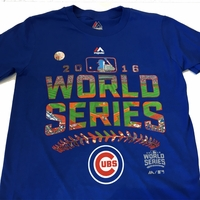 Cubs Youth WS16 Attention Grabber Tee