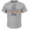 Cubs WS16 Champs Locker Room Tee
