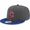 Cubs Cap Snap Graphite