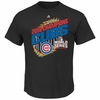 Cubs WS16 Champs Parade Tee
