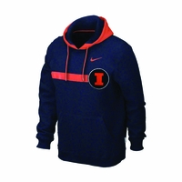 Illini Bump & Run Fleece